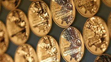 С начала года НБУ продал памятных монет почти на 170 миллионов гривен