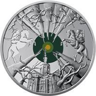 Монета Холодний Яр 5 грн. 2019 року
