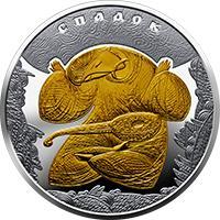 Монета Спадок 10 грн. 2021 року