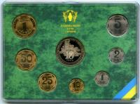 Набір «10 років Монетному двору» (2008)