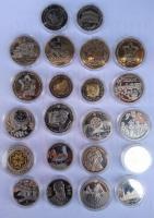 Річна підбірка 2013 року, всі 22 монети